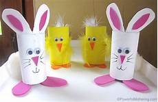 Easter Treat Holders From Cardboard