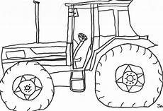 tractor coloring pages to and print for free