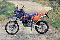 Ktm 640 Adventure 1997 2007 Review Mcn