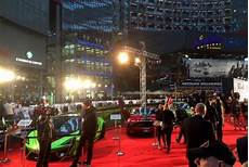 Rasen Zur Fast Furious Premiere In