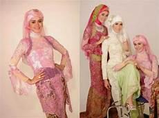 Model Jilbab Untuk Kebaya Perpisahan Trend