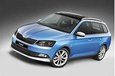 Skoda Fabia Combi Scout Kit Debuts Without Awd Or