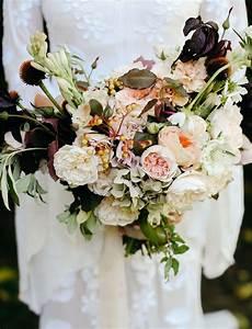 70s inspired disco vibe wedding in sydney wedding bouquets orange wedding flowers