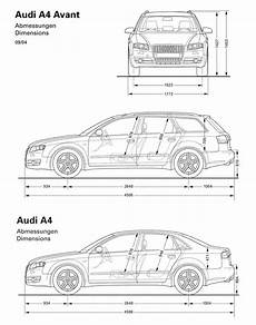Abmessungen Audi A4 Avant - 2017 audi a4 dimensions best new cars for 2018