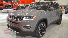 2019 jeep compass limited 4x4 exterior and interior walkaround 2019 quebec auto show youtube