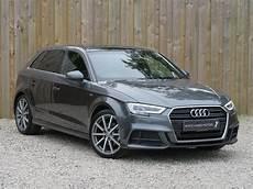 Audi A3 S Line - audi a3 sportback s line white motors