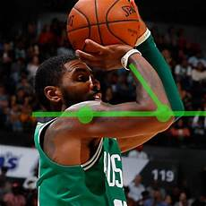 how to kyrie irving shooting form point analytics shotur basketball jump shot tips