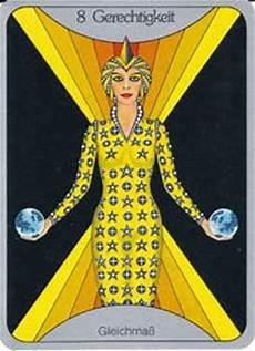 Tarot Die Liebenden - the kosmische tarot