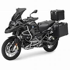 bmw aluminium koffer links r 1200 gs schwarz