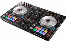 pioneer console dj pioneer dj ddj sr2 with laptop stand and bag package deal