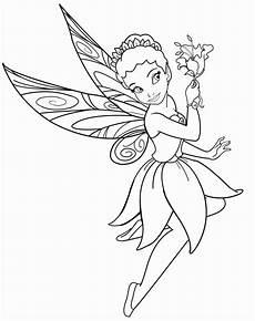 Malvorlage Prinzessin Fee Ausmalbild Prinzessin Ausdrucken