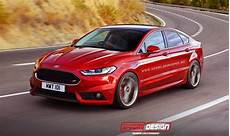 ford mondeo st renderings 2015 ford mondeo st