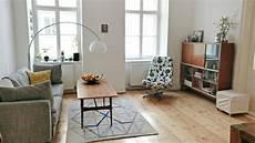 Altbau Zimmer Einrichten - gem 252 tlich und modern eingerichtetes altbauwohnzimmer