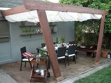 terrassenüberdachung aus holz selber bauen build your own deck canopy home design ideas
