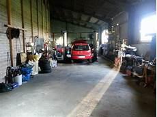 garage scheune halle halle scheune werkstatt schraubergemeinschaft in dorsten
