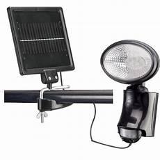 caps outdoor black solar motion sensor security light sl500 the home depot