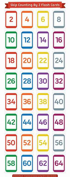 math flash cards for kindergarten 10777 pin by muse printables on flash cards at flashcardfox skip counting by 2 counting by 2