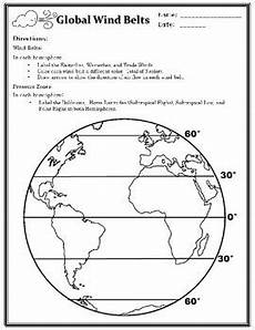 global winds diagram activity by science in the mitten tpt