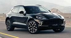 aston martin dbx coupe and 7 seater considered smaller