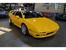 manual repair autos 2003 lotus esprit on board diagnostic system 2003 lotus esprit for sale classiccars com cc 1143068
