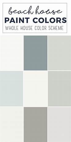paint colors for a whole home color palette calming neutral paint colors paint colors