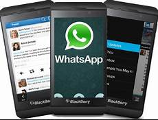 how to install whatsapp blackberry 10 devices
