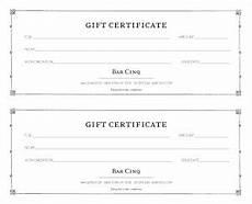 Dinner Gift Card Template Vintage Restaurant Gift Certificate Marketing Archive