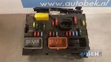 Used Citroen C3 Fc Fl Ft 1 4 Hdi Fuse Box 9659741780
