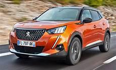Neuer Peugeot 2008 2019 Erste Testfahrt Autozeitung De