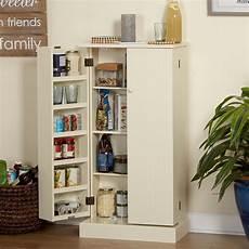 kitchen storage utility cabinet food organizer cupboard shelves pantry white new ebay