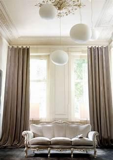 gardinen beige moderne gardinen und vorh 228 nge aus leinenstoff 30 designs