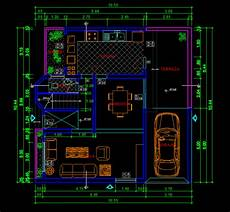 house plan dwg house 2d dwg plan for autocad designs cad