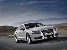 Audi A5 Sportback 2010 Pictures Information Specs