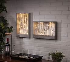 lighted branch wall table decor this lighted wall art adds the touch to any living
