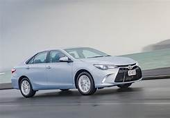 Toyota Camry Vanilla And Proud  Road Tests Driven