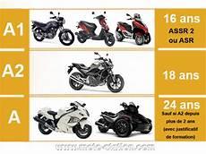 permis de conduire a2 permis moto 16 ans moto plein phare