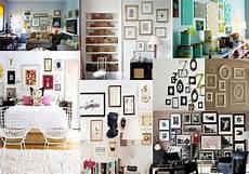 cornici da stare cornici creative tante idee per decorare le pareti con il