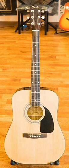 Fender Fa 100 Acoustic Guitar W Gig Bag