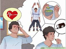causes of high blood pressure in men