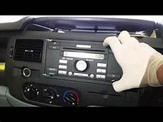 autoradio ford transit how to remove a 2011 ford transit stereo