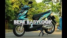Modifikasi Beat Simple by Modifikasi Beat Babylook Simple