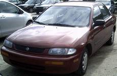 old car manuals online 1996 mazda protege engine control 1996 mazda protege lx sedan 1 5l manual