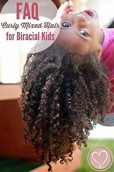 faqs how to manage curly biracial hair updated 2018