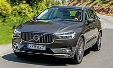 Neuer Volvo Xc60 2017 Erste Testfahrt Autozeitung De