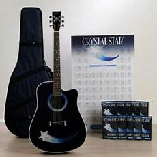 New Esteban Acoustic Electric Guitar Package