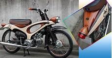 Modifikasi Motor Tua by Photo Ide Modif Motor Bebek Tua