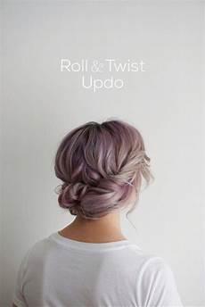 Einfache Frisuren Für Schulterlange Haare - die besten 25 schulterlanges haar ideen auf