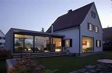 alte terrasse renovieren anbau siedlungshaus modern houses design
