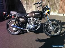 Cb500 For Sale by Honda Cb500 1976 For Sale In United Kingdom