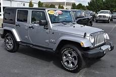 Used Jeep Wranglers For Sale Unlimited Rubicon Sport